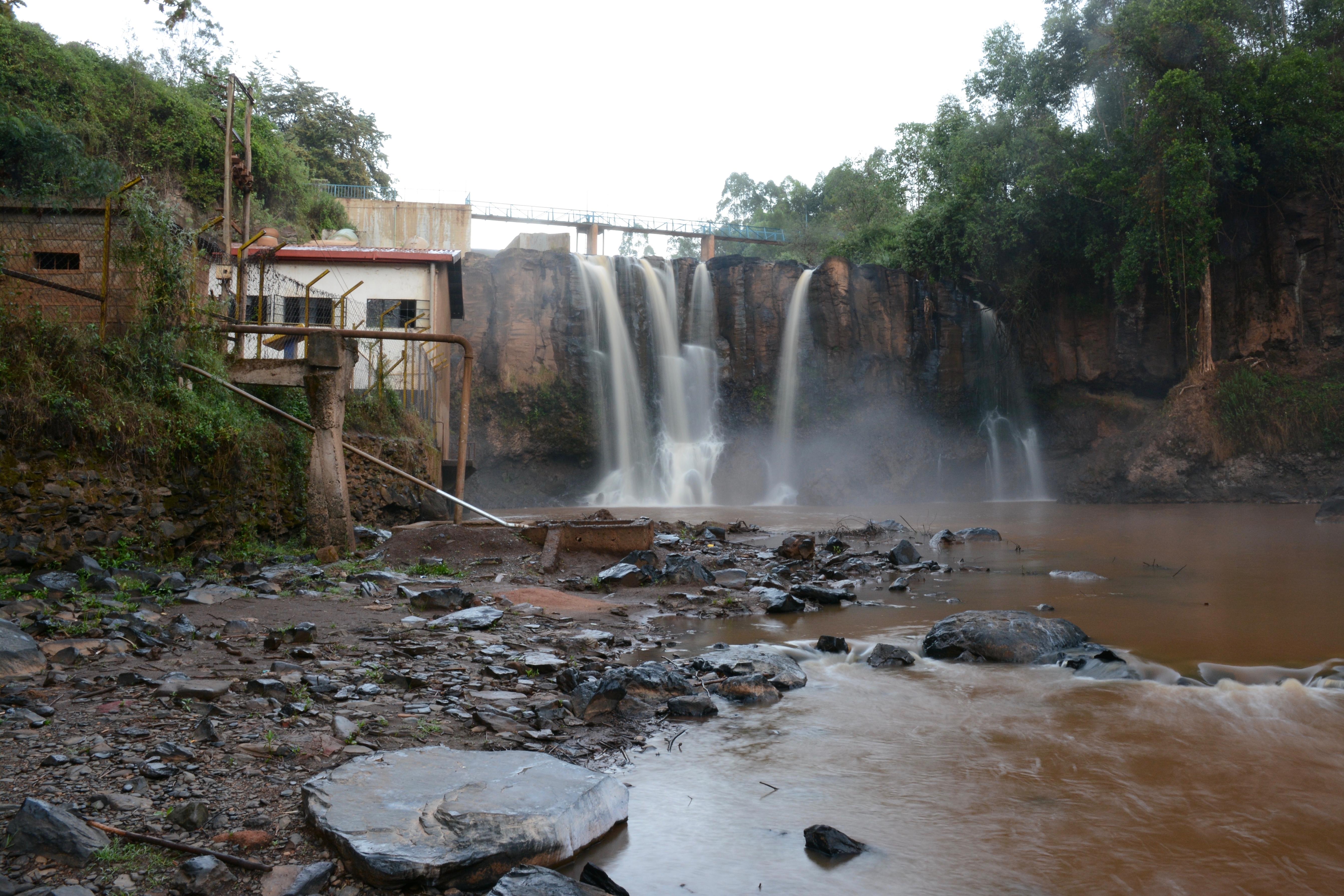 Tenwek falls 3